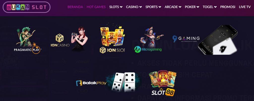 Permainan Slot Online Yang Populer
